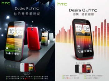 HTC - new models on middle range market