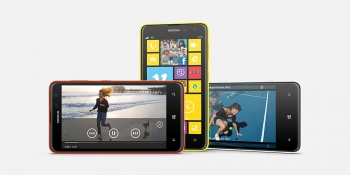 Nokia Lumia 625 presented