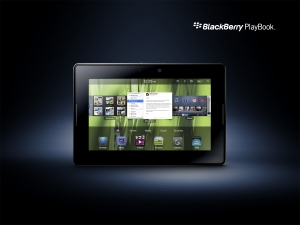 BlackBerry's CEO says no future for tablets